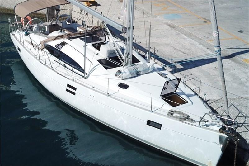 Аренда яхты Elan Impression 444 (4Cab)  /2012