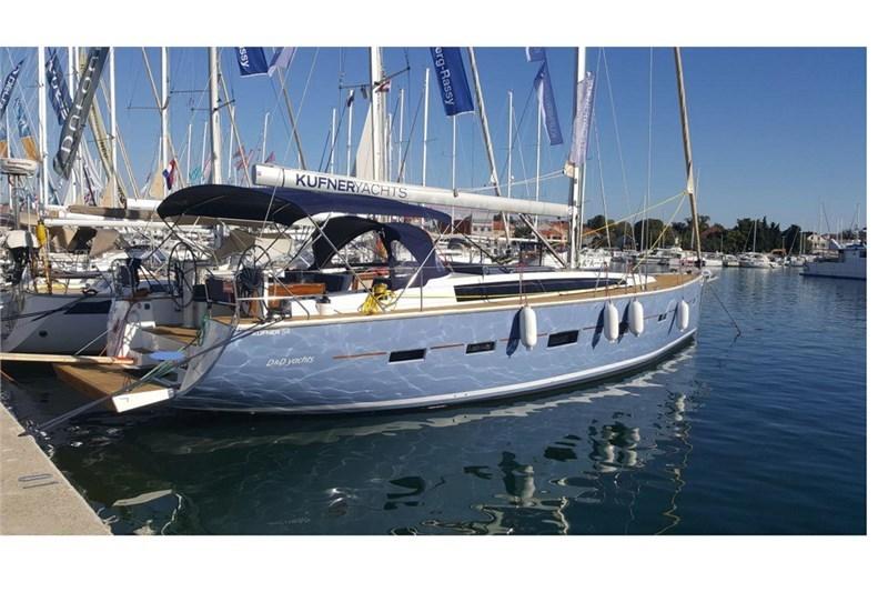 Аренда яхты D & D Kufner 54 (5Cab)  /2017