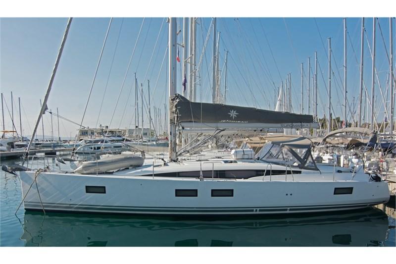 Аренда яхты Jeanneau 51 (3cab)  /2018