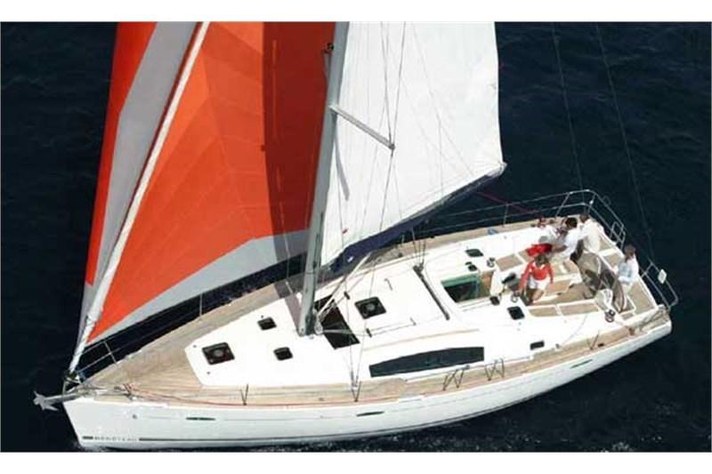 Аренда яхты Oceanis 43 (4Cab)  /2009