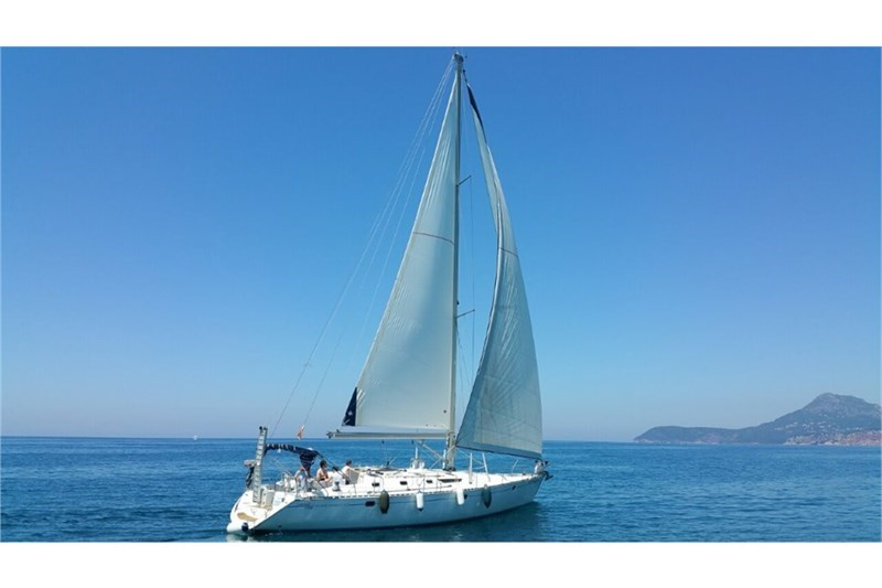 Аренда яхты Sun Odyssey 52.2 (4Cab)  /2002