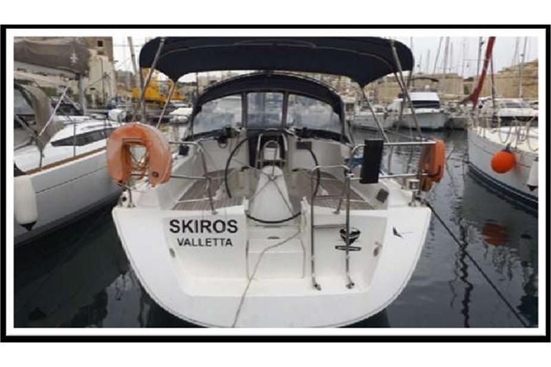 Аренда яхты Dufour 365 (3Cab)  /2006