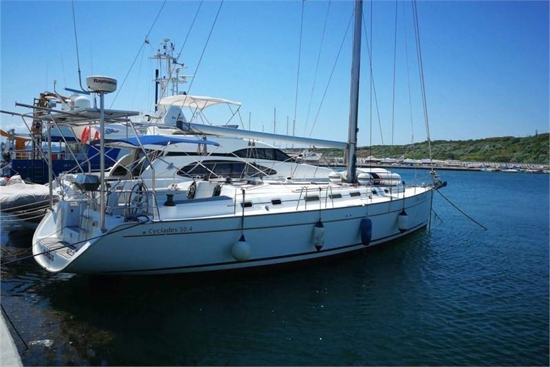 Аренда яхты Beneteau Cyclades 50.4 (4Cab)  /2008