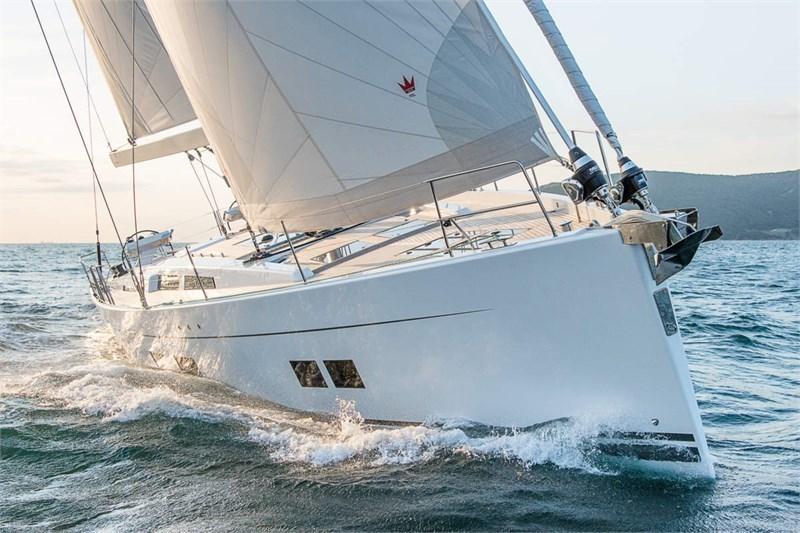 Аренда яхты Hanse 588 (4+1Cab)  /2017