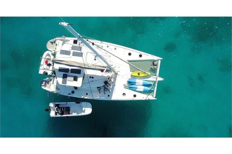 Аренда яхты Eleuthera 60  /2017