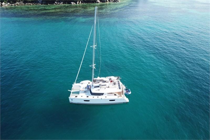 Аренда яхты Saba 50 (4Cab)  /2017