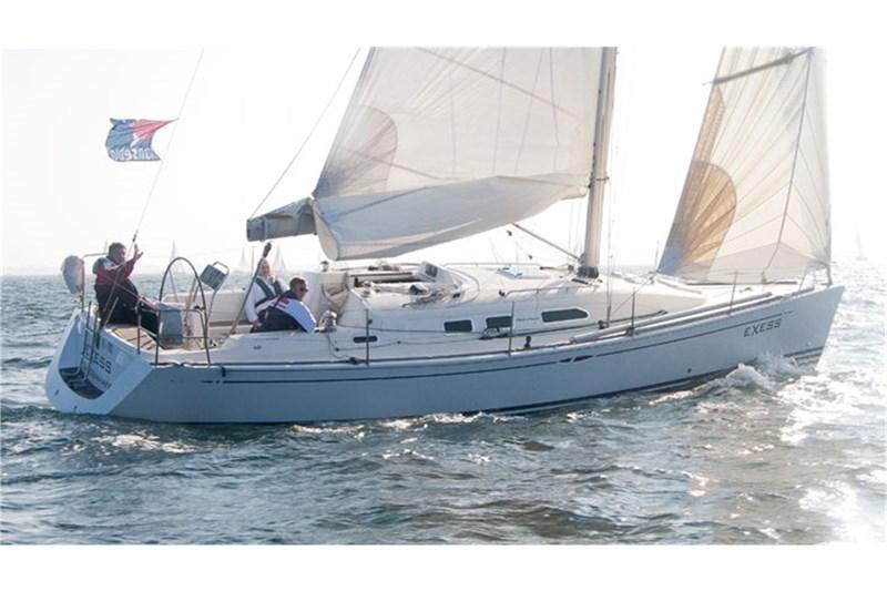 Аренда яхты X-Yacht 37 (3Cab)  /2008