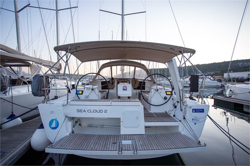Аренда яхты Dufour 412 Grand Large (3Cab)  /2019