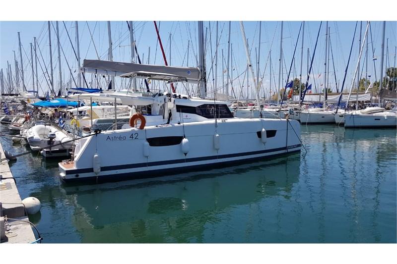 Аренда яхты Fountaine Pajot Astrea 42 (4Cab)  /2019