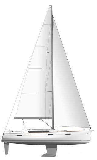 Аренда яхты Oceanis 45 (4Cab)  /2019
