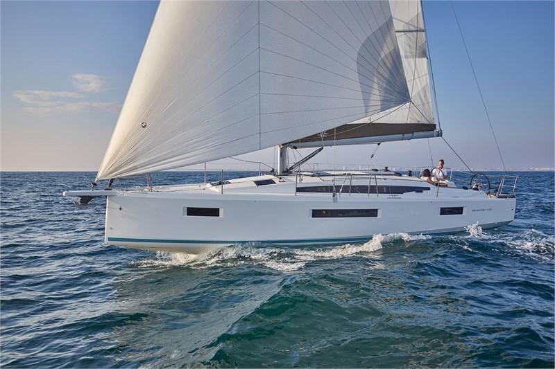 Аренда яхты Sun Odyssey 410 (3Cab)  /2019