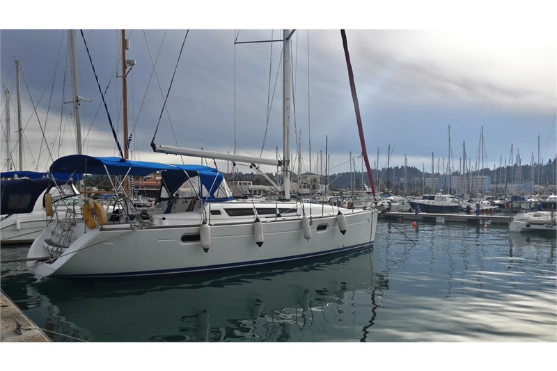 Аренда яхты Sun Odyssey 42i (3Cab)  /2010