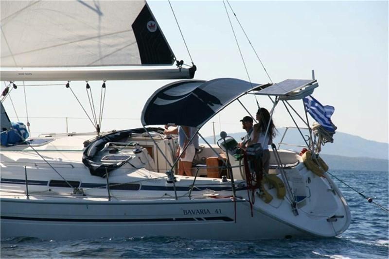 Аренда яхты Bavaria 41 (3Cab)  /2004