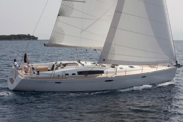 Аренда яхты Oceanis 54 (4+1Cab)  /2009