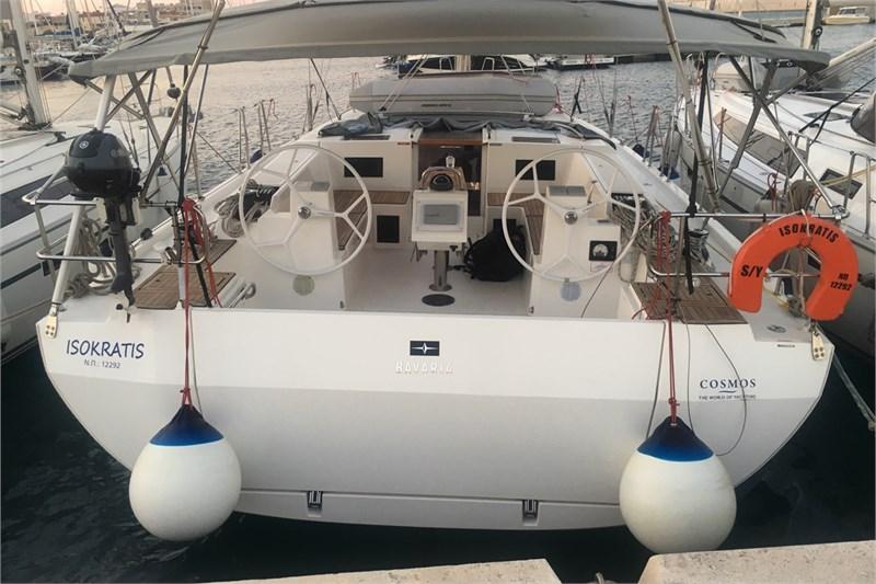 Аренда яхты Bavaria C45 (4Cab)  /2019