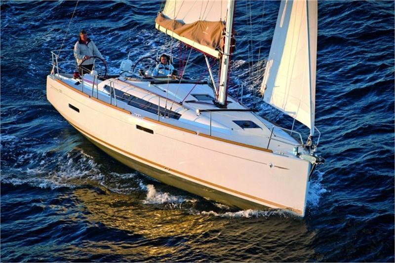 Аренда яхты Sun Odyssey 389 (3Cab)  /2017