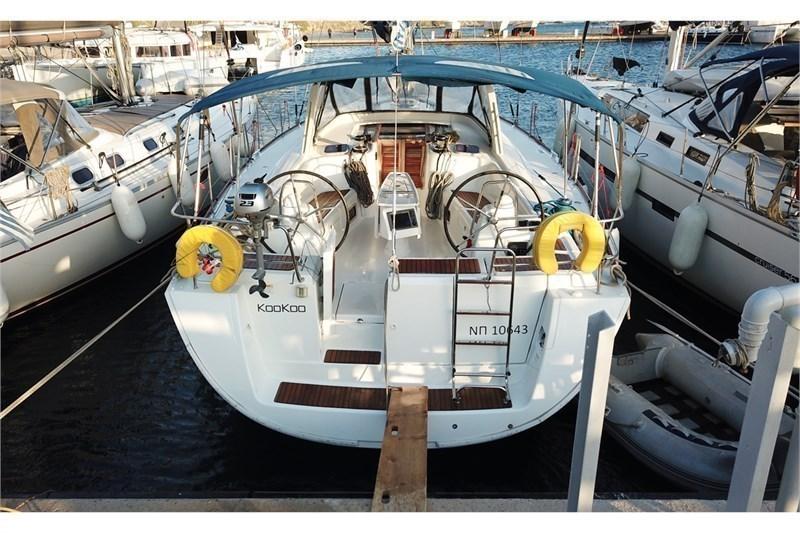 Аренда яхты Oceanis 50 Family (5Cab)  /2011