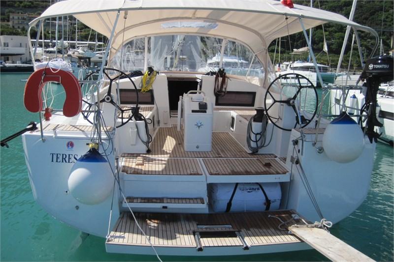 Аренда яхты Sun Odyssey 490 (5 + 1 Cab)  /2019