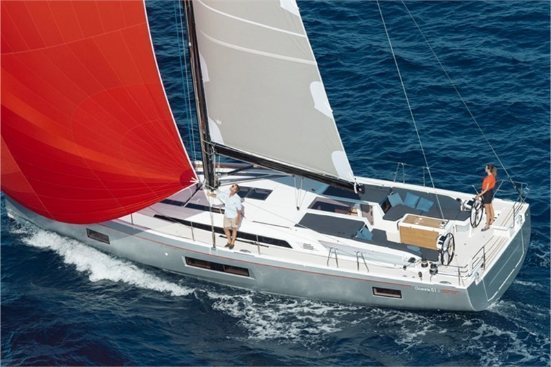 Аренда яхты Oceanis 51.1 (5Cab)  /2019