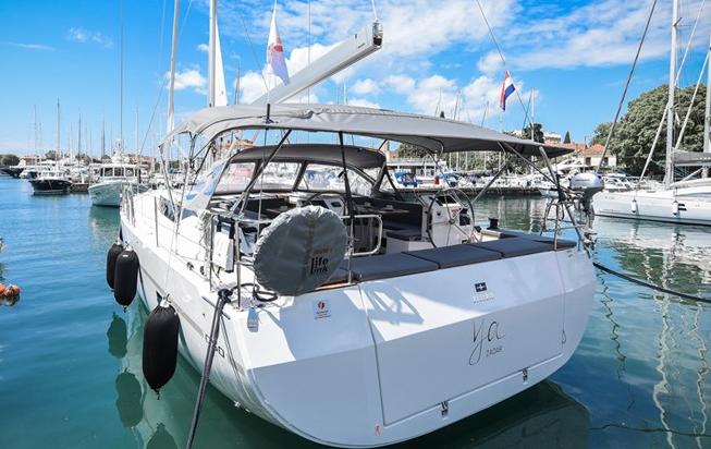 Аренда яхты Bavaria C50 Style (3Cab)  /2019