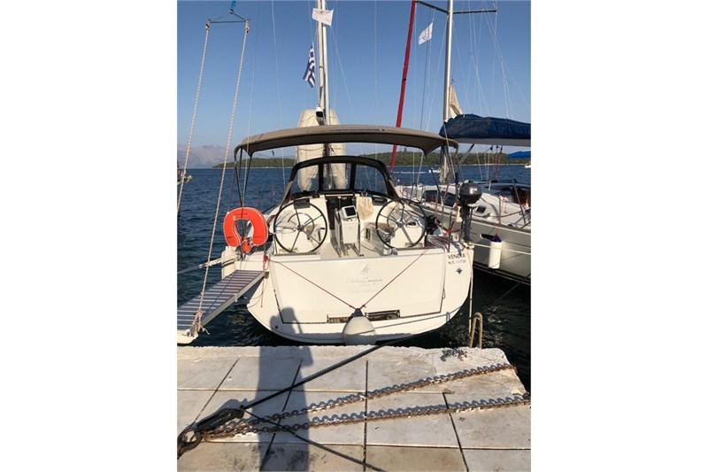 Аренда яхты Sun Odyssey 419 (3Cab)  /2017