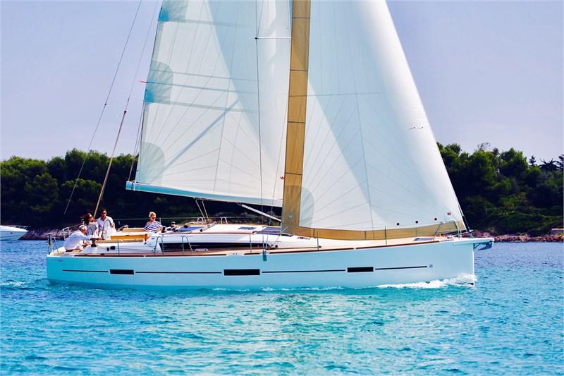 Аренда яхты Dufour 460 Grand Large (3Cab)  /2019