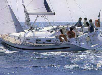 Аренда яхты Bavaria 41 H (4Cab)  /2000