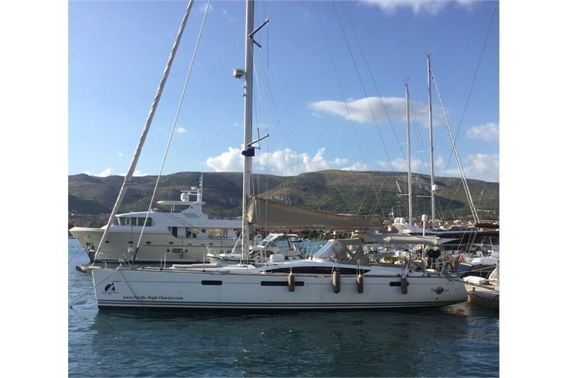 Аренда яхты Jeanneau 57 (4cab)  /2015