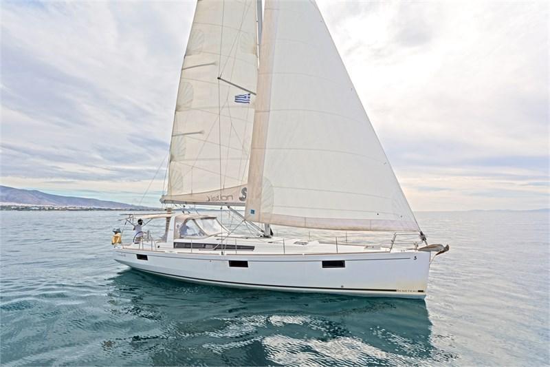 Аренда яхты Oceanis 48 (5Cab)  /2012
