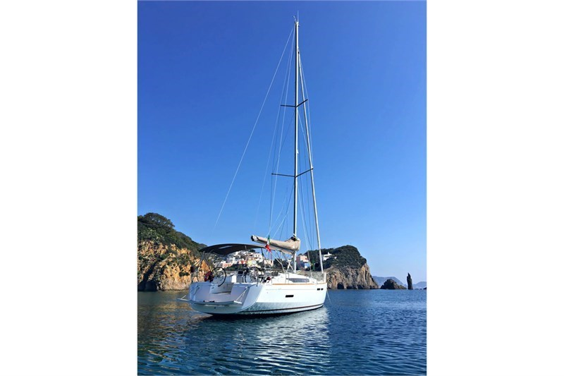 Аренда яхты Sun Odyssey 449 (4Cab)  /2019