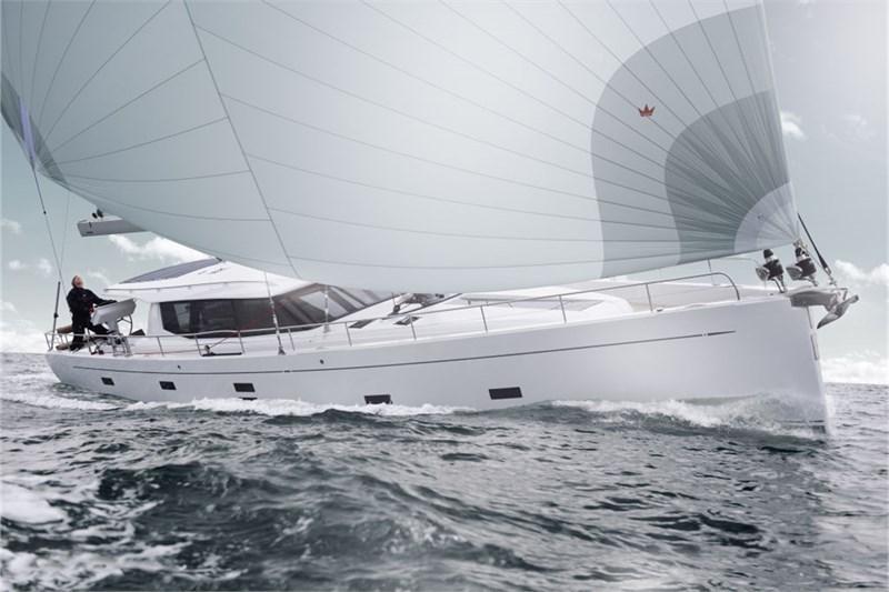 Аренда яхты Moody 54 (4Cab)  /2019