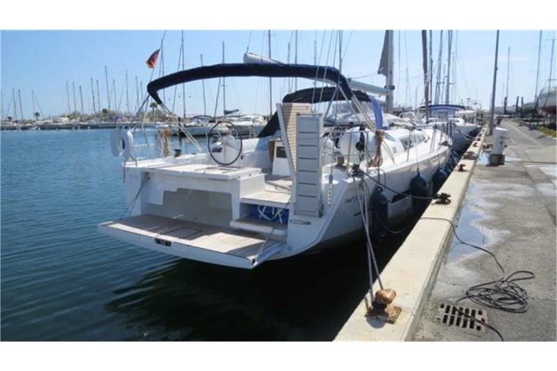 Аренда яхты Dufour 560 Grand Large (5+1Cab)  /2015