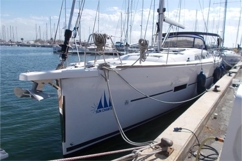 Аренда яхты Dufour 460 Grand Large (4Cab)  /2016