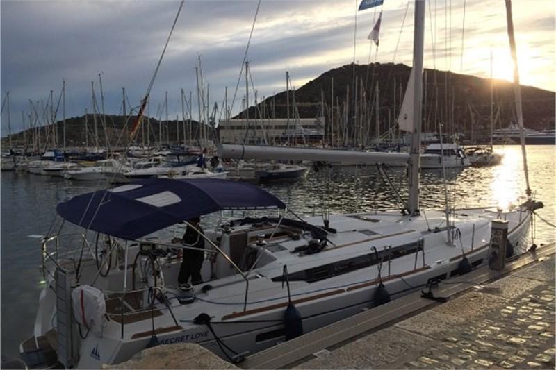 Аренда яхты Sun Odyssey 509 (5Cab)  /2012