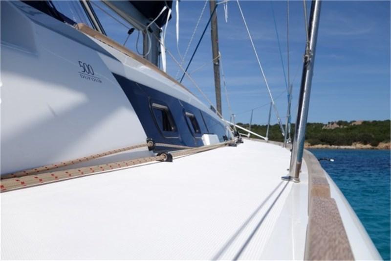Аренда яхты Dufour 500 Grand Large (4Cab)  /2015