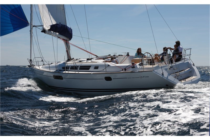 Аренда яхты Sun Odyssey 44i (4Cab)  /2011