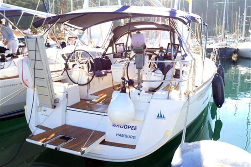 Аренда яхты Sun Odyssey 409 (3Cab)  /2013
