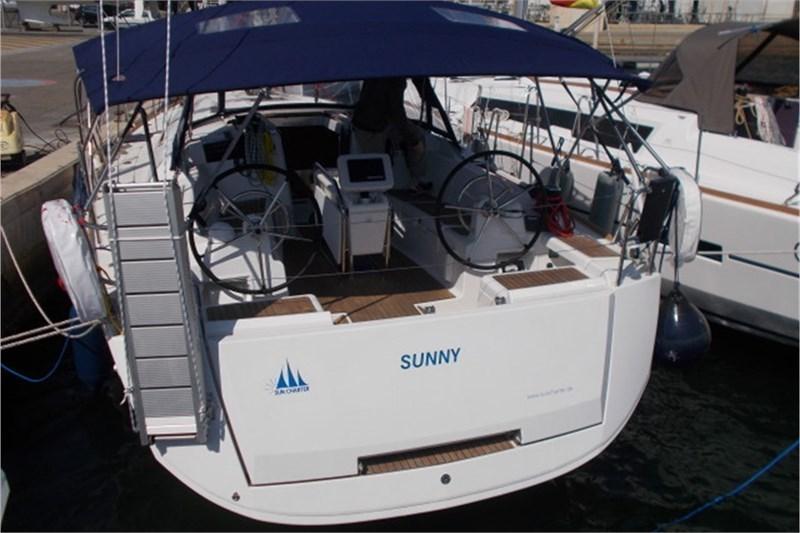 Аренда яхты Sun Odyssey 419 (3Cab)  /2019