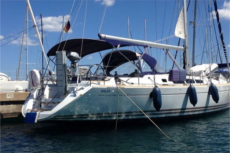 Аренда яхты Sun Odyssey 44i (3Cab)  /2012