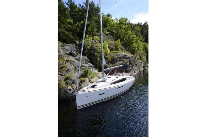 Аренда яхты Sun Odyssey 41 DS  /2012