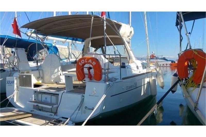 Аренда яхты Oceanis 38 (3Cab)  /2015