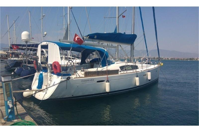 Аренда яхты Oceanis 43 (4Cab)  /2008