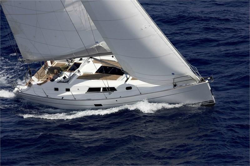 Аренда яхты Hanse 430 (3Cab)  /2009