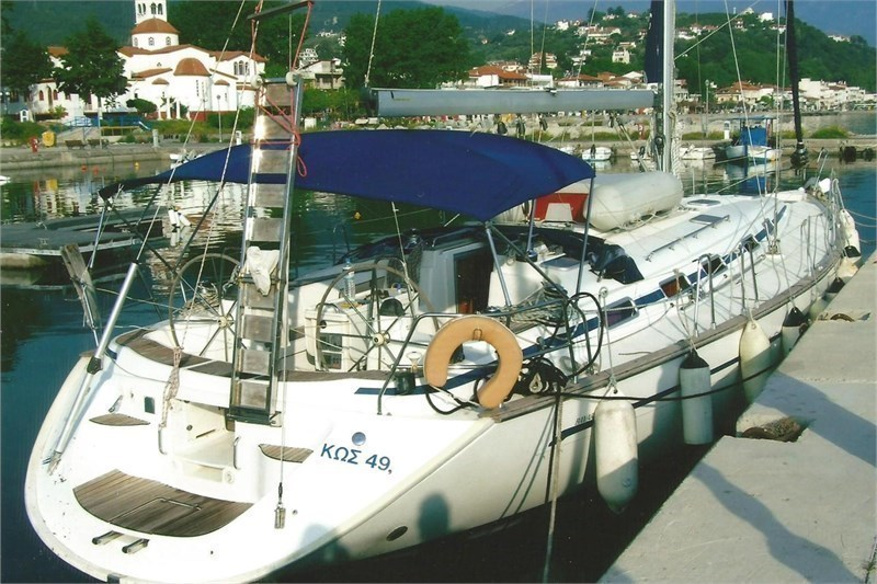 Аренда яхты Bavaria 49 (5Cab)  /2005