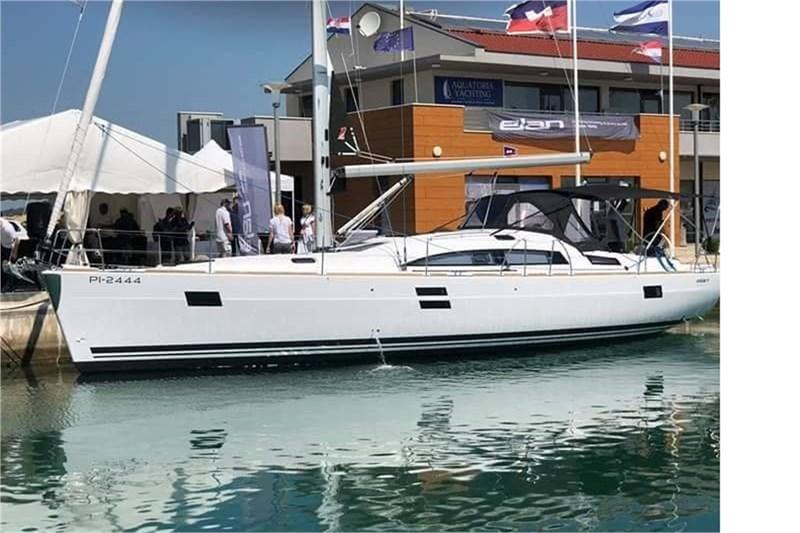 Аренда яхты Elan Impression 45.1 (4cab)  /2020