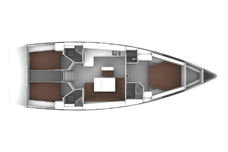 Аренда яхты Bavaria Cruiser 46 (3Cab) Style  /2020