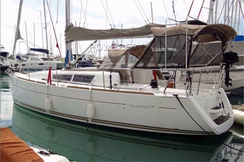 Аренда яхты Sun Odyssey 33i  /2012