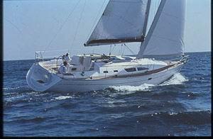 Аренда яхты Sun Odyssey 37 (3Cab)  /2000