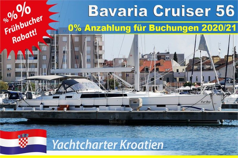 Аренда яхты Bavaria Cruiser 56 (5Cab)  /2016