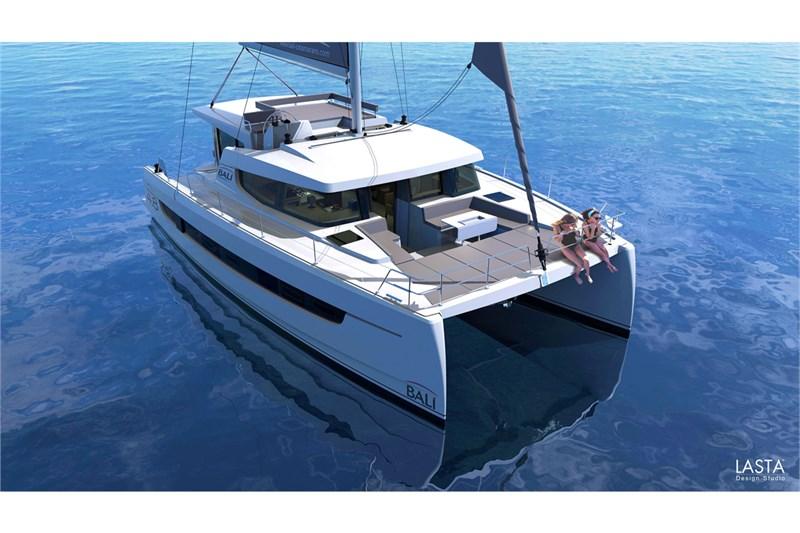 Аренда яхты Bali 4.8 (6cab)  /2020